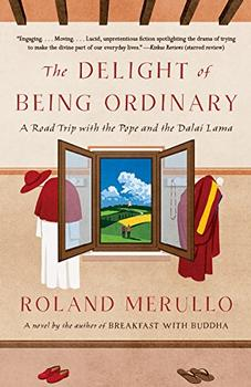 The Delight of Being Ordinary jacket
