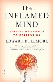 The Inflamed Mind jacket