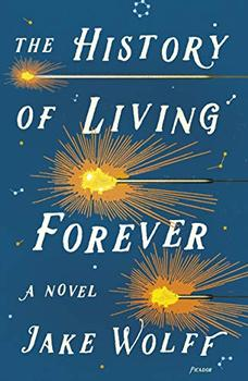 The History of Living Forever jacket