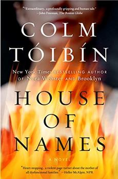 House of Names jacket