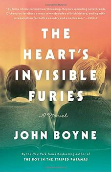 The Heart's Invisible Furies jacket