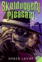 Skulduggery Pleasant jacket