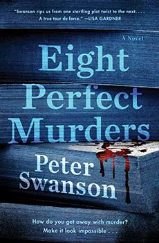 Eight Perfect Murders jacket