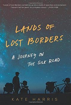 Lands of Lost Borders jacket