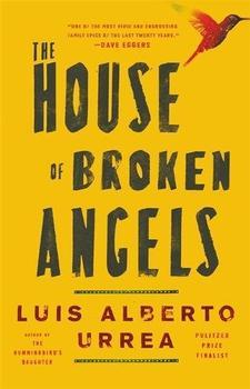 The House of Broken Angels jacket