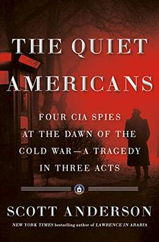 The Quiet Americans jacket