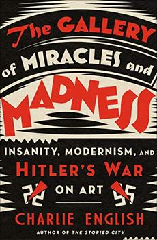 The Gallery of Miracles and Madness jacket