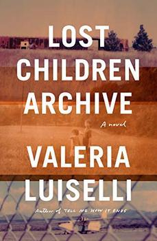 Lost Children Archive jacket