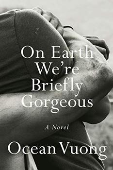 On Earth We're Briefly Gorgeous jacket