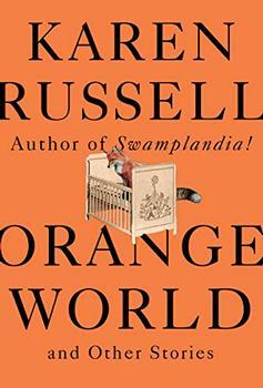 Orange World and Other Stories jacket