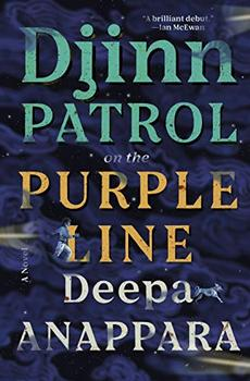 Djinn Patrol on the Purple Line jacket