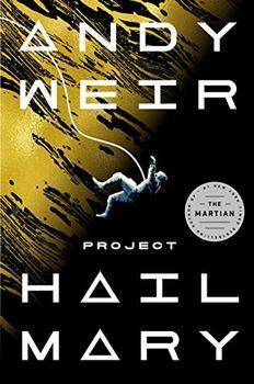 Project Hail Mary jacket