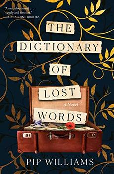 The Dictionary of Lost Words jacket
