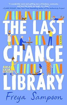 The Last Chance Library jacket