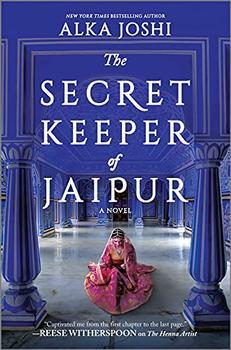 The Secret Keeper of Jaipur jacket