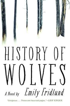 History of Wolves jacket