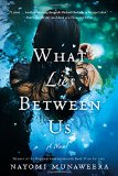 What Lies Between Us jacket