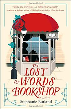 The Lost for Words Bookshop jacket
