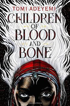 Children of Blood and Bone jacket