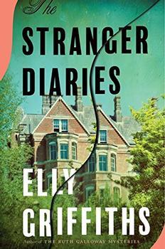 The Stranger Diaries jacket