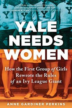 Yale Needs Women jacket