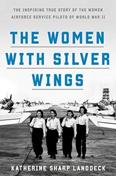 The Women with Silver Wings jacket