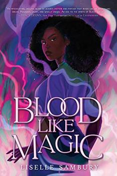 Blood Like Magic jacket