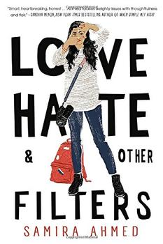 Love, Hate and Other Filters jacket