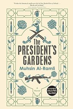 The President's Gardens jacket