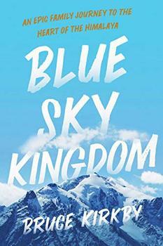 Blue Sky Kingdom jacket