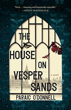 The House on Vesper Sands jacket