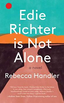 Edie Richter is Not Alone jacket
