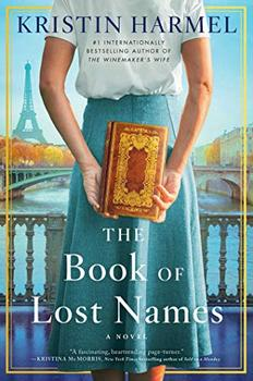 The Book of Lost Names jacket