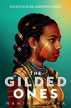The Gilded Ones jacket