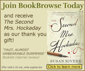 Join BookBrowse and Get a Free Copy of The Second Mrs Hockaday