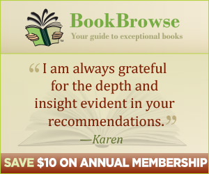 Save $10 on BookBrowse Membership