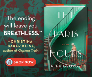 The Paris Hours by Alex George