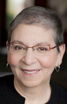 Nancy Pearl Photograph