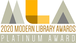BookBrowse for Libraries Platinum Winner, 2020 Modern Library Awards