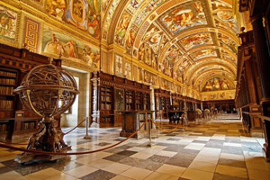The Library of the Royal Site of San Lorenzo de El Escorial