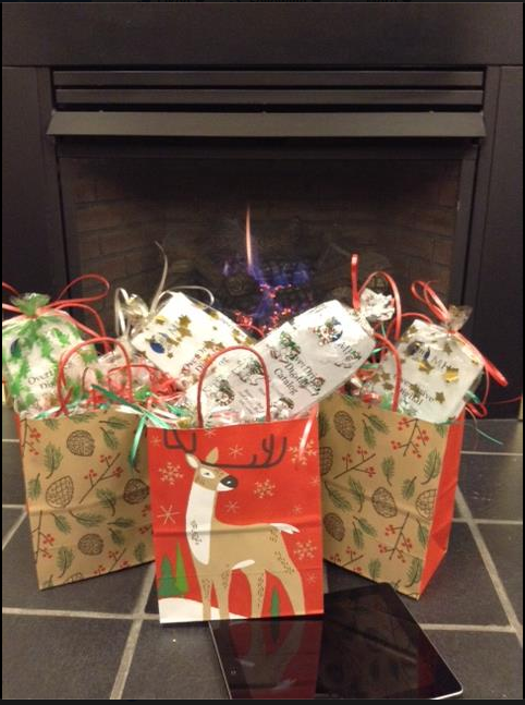 Library Gift Bags