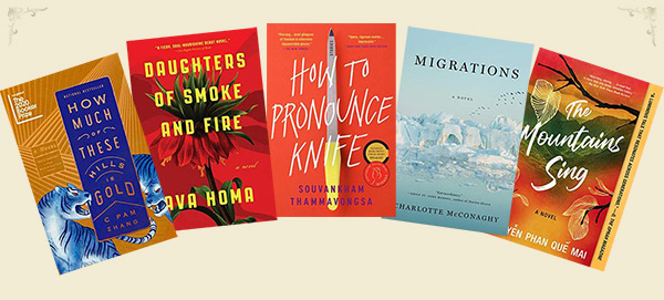 fiction debuts for book clubs