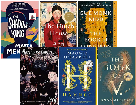 6 Historical Fiction Picks for Book Clubs