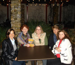 Judy Krueger and her 4 Bookclubs