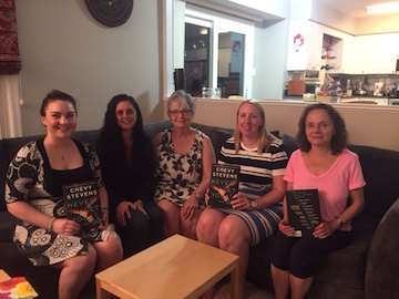 Girls' Night In Book Club