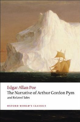 The Narrative of Arthur Gordon Pym of Nantucket cover