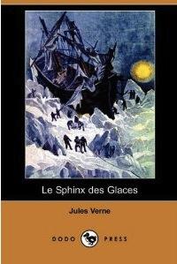 Le Sphinx des Glaces cover