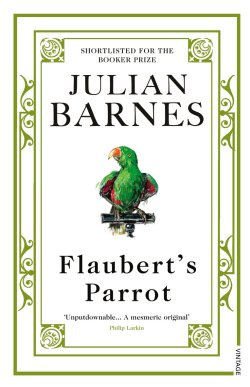 Book jacket Flaubert's Parrot