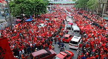 Red Shirt Revolt