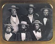 Knickerbockers Base Ball Club c.1847